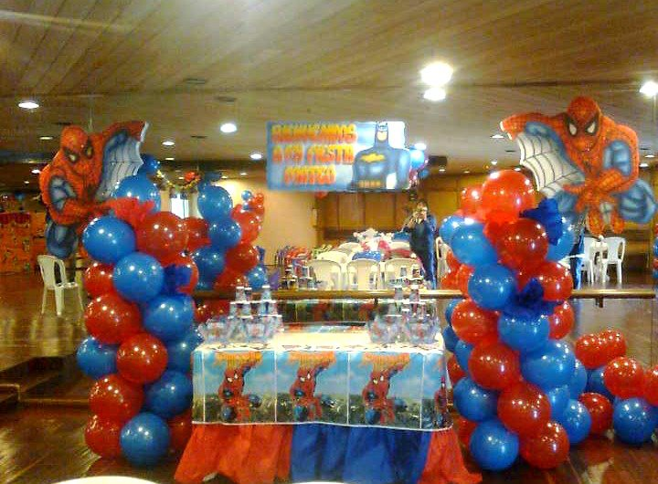 Globos infantiles for Globos decoracion fiestas
